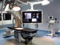 Campus Benjamin Franklin stellt neue Operationssäle vor