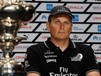 America's Cup Finals Opening News Conference
