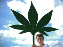 20. Hanfparade 'Legalisierung liegt in der Luft'