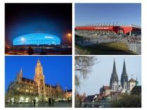 München Regensburg für Ipad