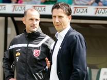 Preussen Muenster v Jahn Regensburg - 3. Liga