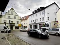 Grafing (Schildbürgen) - Kreuzungsbereich östlicher Marktplatz