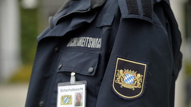 Polizei München Streife durch die Stadt
