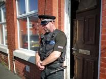 *** BESTPIX *** *** BESTPIX *** Anti-Terror Police Investigate Manchester Arena Bombing *** BESTPIX ***