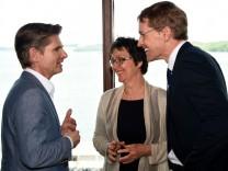 Koalitionsverhandlungen in Kiel beginnen