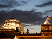 FILE PHOTO: The cupola of Reichstag building is pictured in Berlin