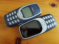 Nokia 3310 alt und neu