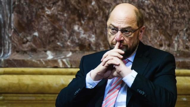 Martin Schulz 36. Evangelischer Kirchentag