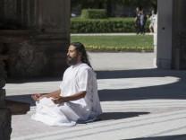 München: Swami Jyothirmayah, Happiness Programm