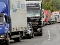 LKW-Fahrverbote auf Bundesstraßen erneut vor Gericht