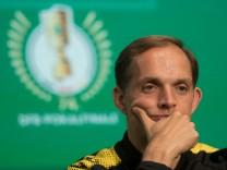 Vor dem DFB-Pokal-Finale
