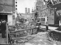Umbau des Marienplatzes in München, 1967