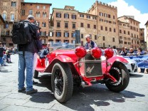 Alfa Romeo 6C 1750 Gran Sport bei der Mille Miglia 2017