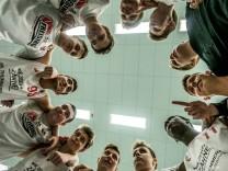 U-16-Basketballer TSV Jahn Freising