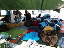 Hungerstreik, Ebersberg