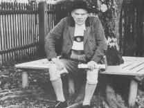 Oskar Maria Graf, deutscher Schriftsteller