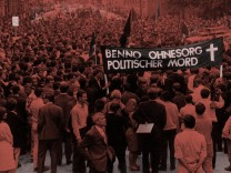 Gedenken an Benno Ohnesorg, 1967