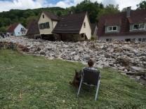 Überschwemmungsunglück in Braunsbach