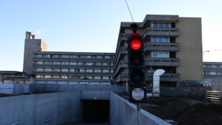 Klinikum Ansbach Foto. Peter Roggenthin
