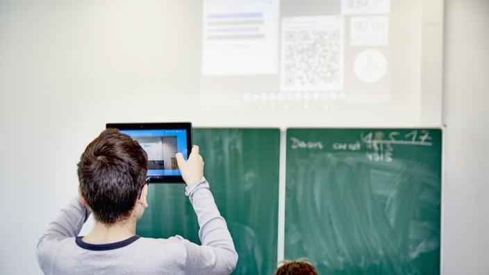 Flipped Classroom Inge-Aicher-Scholl-Realschule Neu-Ulm, sechste Klasse
