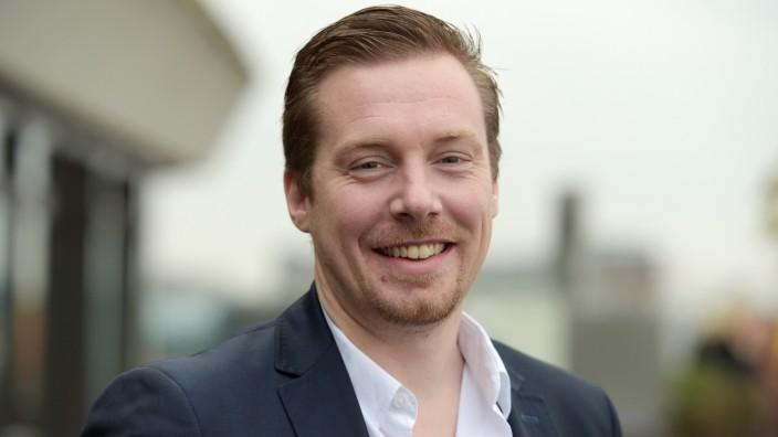 MeinFernbus Flixbus-Chef Andre Schwämmlein