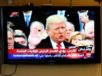 Trump, mein neuer Präsident