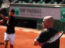 2017 French Open - Day Two