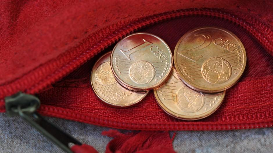 Cent-Münzen
