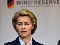 Parlamentarischer Abend des Bundeswehr-Reservistenverbandes