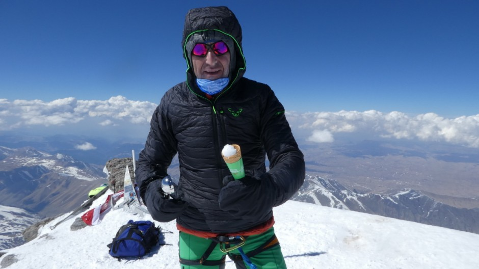 Adriano Colle Eismacher Elbrus