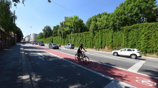 Radfahren in München Stadtversammlung