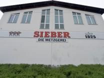 Großmetzgerei Sieber in Geretsried, 2016