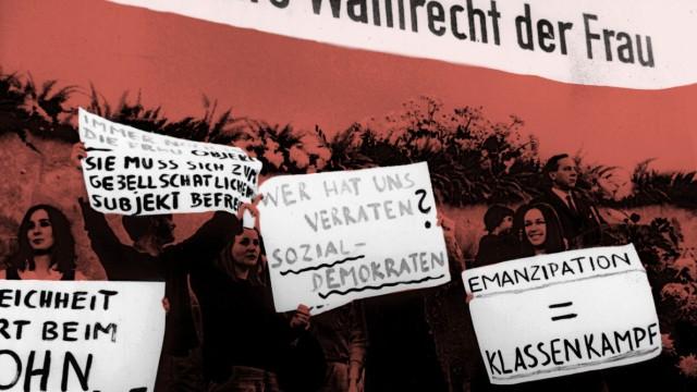 Frauenbewegung 1968