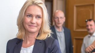 Schwesig soll neue Ministerpräsidentin werden