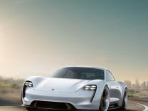 Porsche Mission E MissionE