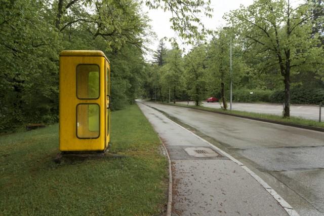 FORUM 042: Alessandra Schellnegger – Einblicke. Hinter den Mauern des BND in Pullach  Nur in Zusammenhang mit einer Berichterstattung über die Ausstellung im Stadtmuseum