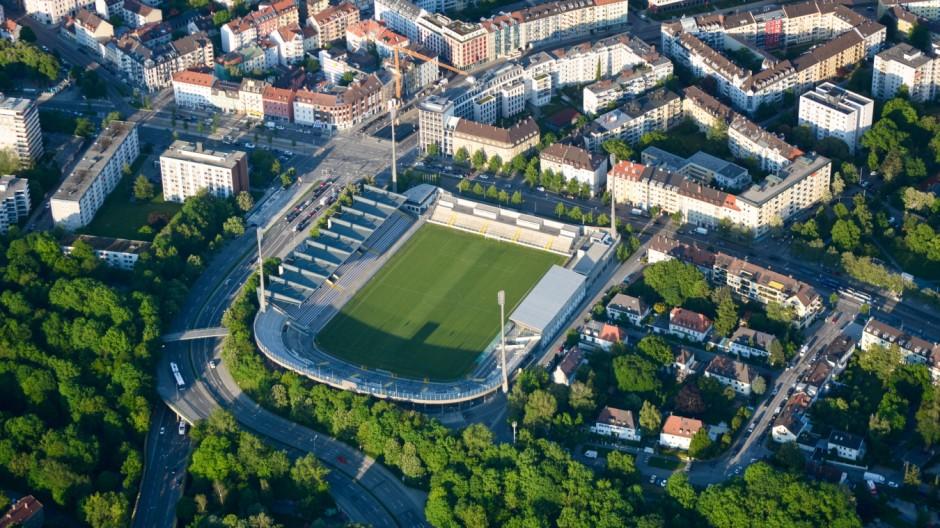Grünwalder Stadion, 2017