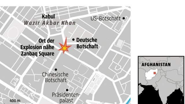 Anschlag in Kabul Anschlag in Kabul