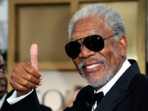 Morgan Freeman wird 80