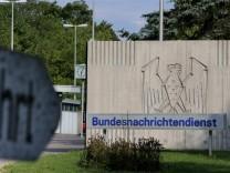 70 Jahre Auslandsgeheimdienst in Pullach