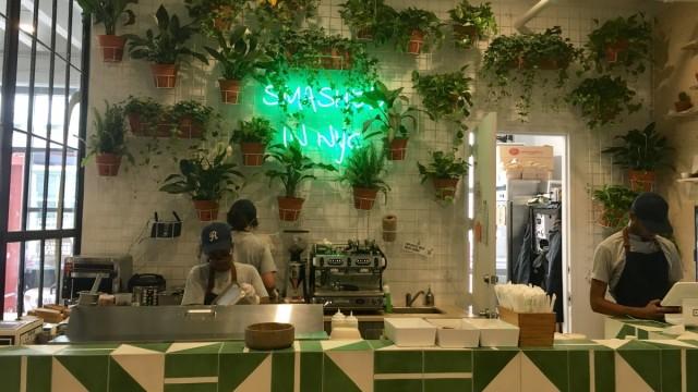 Avocaderia in New York