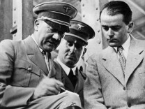 Adolf Hitler mit Albert Speer, 1935