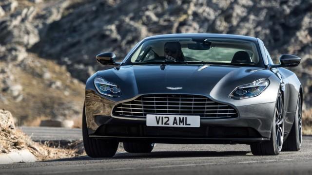 Der Aston Martin DB11 im Test