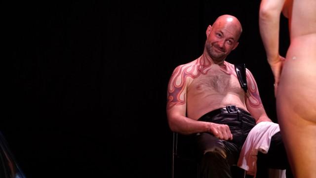Menschen mit Behinderung Theater im Pathos