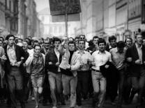 Im Mai 1968 kam es in München zu zahlreichen Protestmärschen