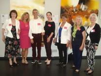 Künstlergruppe Magenta 7 Czizegg Hildegard, Widmann Anni, Kastl Peter, Wesely Anna, Fichter  Waltraud, Bauer Monika, Methner Renate.