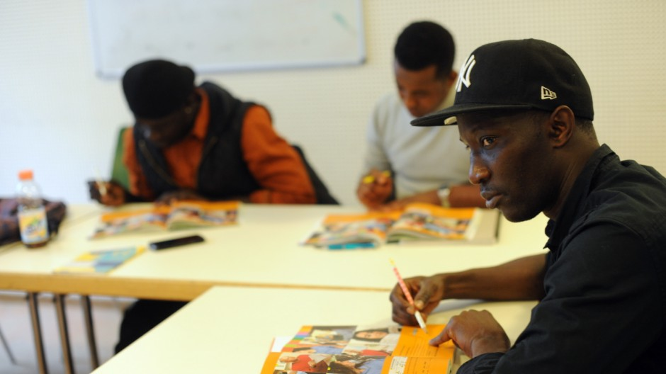 Flüchtlinge in Bayern Hanns-Seidel-Stiftung