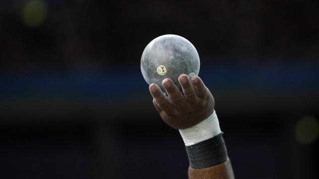 Leichtathletik-WM - Kugelstoßen Männer Finale