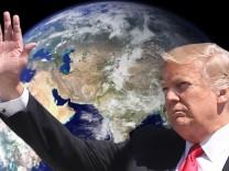 Planet Erde; jetzt TrumpKlima