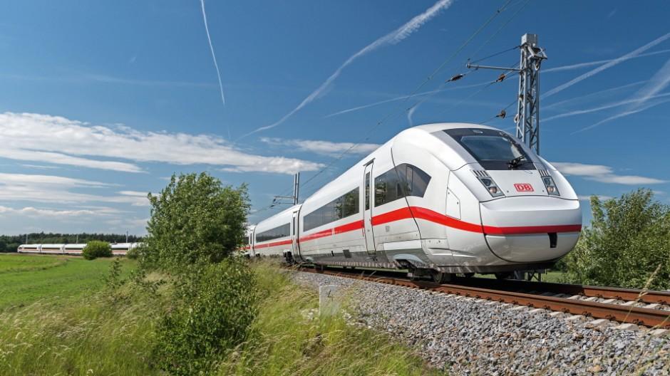 Der ICE 4 - das neue Rückgrat des Fernverkehrs der Deutschen Bahn (DB) / The ICE 4 - the new backbone of Deutsche BahnâÄÖs long-distance network
